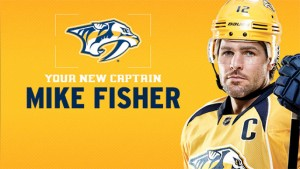 new styles 114c3 6a861 Mike Fisher Gets The