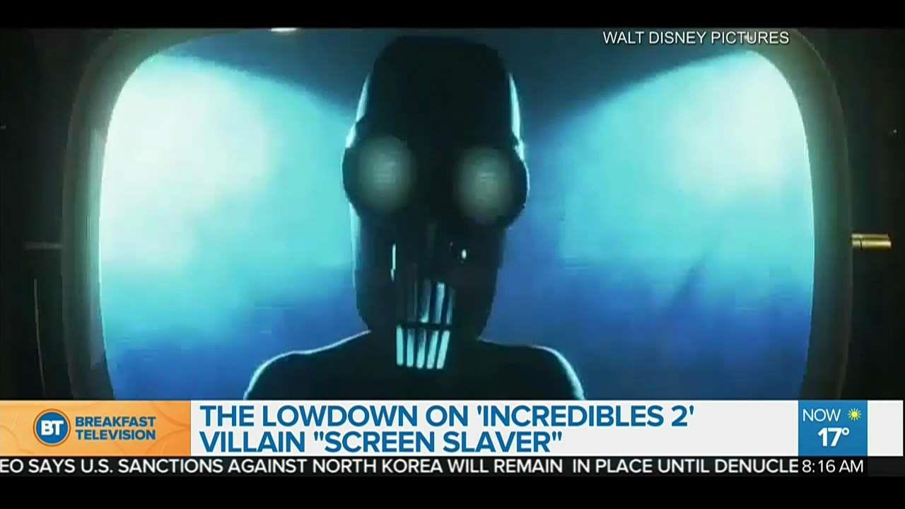 The lowdown on The Incredible\'s 2 new villian