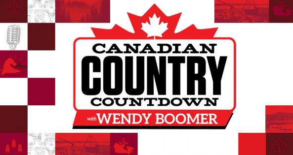 Canadian Country Countdown with Wendy Boomer!