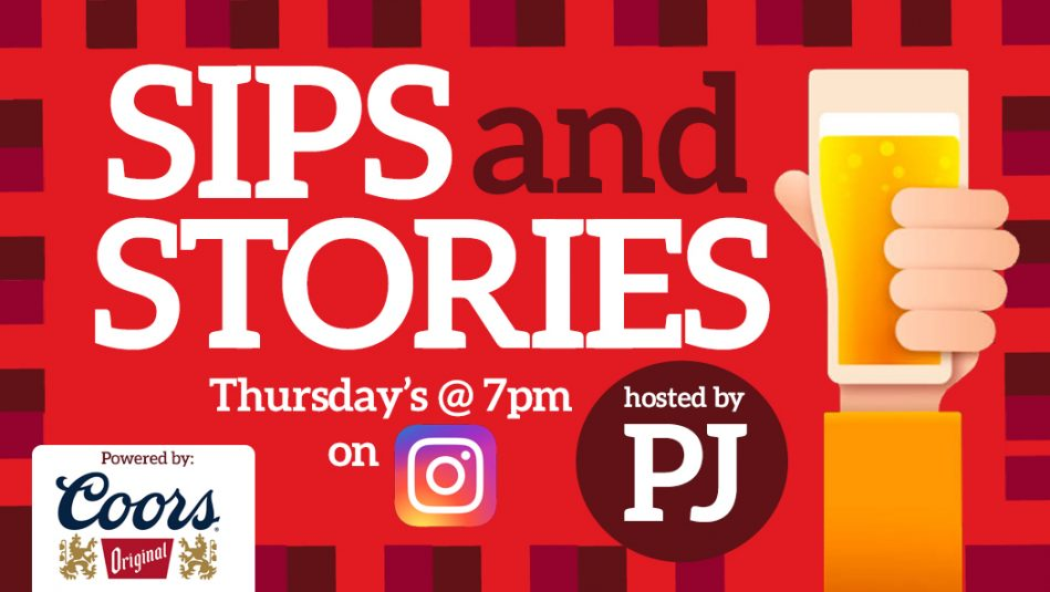 Sips & Stories powered by Coors Original